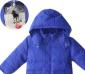 (售完)POLO 蓝色羽绒外套/外贸库存