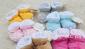 批发供应婴儿保暖棉鞋 可爱动物胶印鞋
